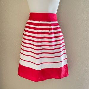 Banana Republic Pink Linen Skirt